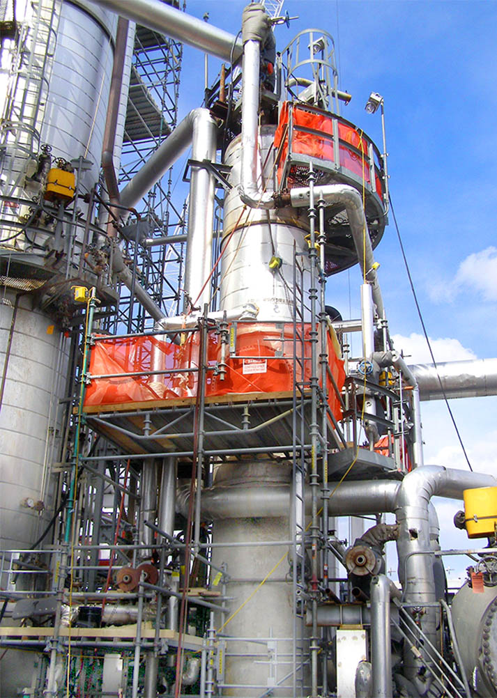 refinery extraction unit