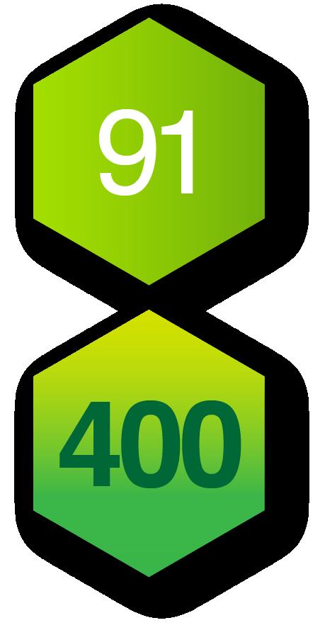 400-91