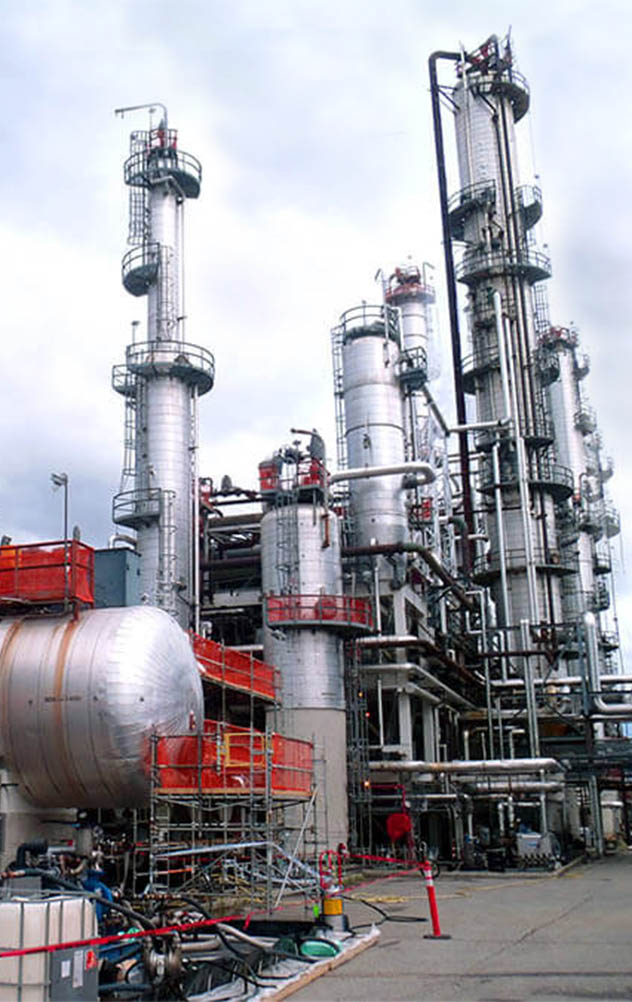 merc management refinery